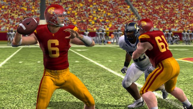 NCAA Football 10 - Screenshots - Bild 8