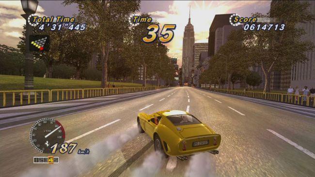 OutRun Online Arcade - Screenshots - Bild 19
