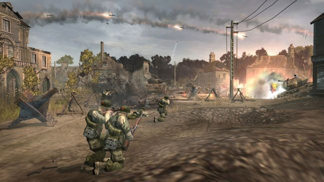 Company of Heroes: Tales of Valor - Screenshots - Bild 27