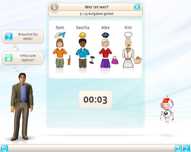 Gehirntraining mit Dr. Kawashima - Screenshots - Bild 8