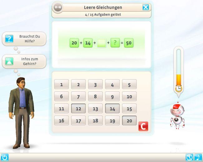 Gehirntraining mit Dr. Kawashima - Screenshots - Bild 4