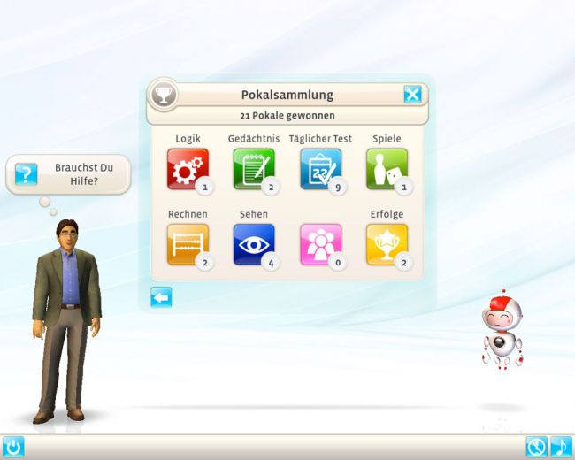 Gehirntraining mit Dr. Kawashima - Screenshots - Bild 12