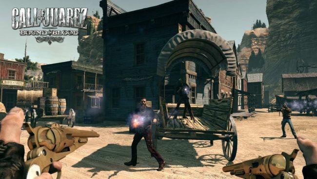 Call of Juarez: Bound in Blood - Screenshots - Bild 2