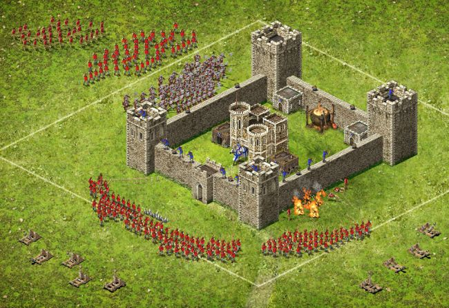 Stronghold Kingdoms - Screenshots - Bild 1