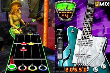 Guitar Hero On Tour: Modern Hits - Screenshots - Bild 2