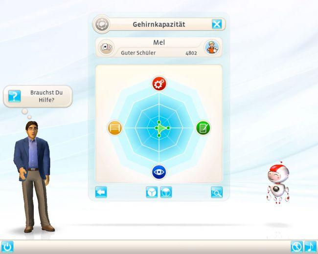 Gehirntraining mit Dr. Kawashima - Screenshots - Bild 1