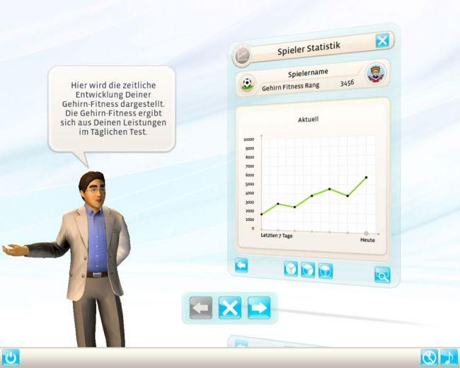 Gehirntraining mit Dr. Kawashima - Screenshots - Bild 2