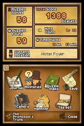 Professor Layton and the Diabolical Box - Screenshots - Bild 7