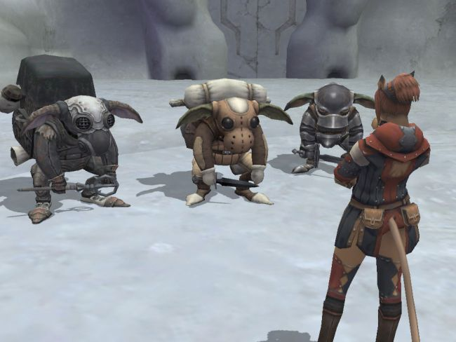 Final Fantasy XI: A Moogle Kupo d'Etat - Evil in Small Doses - Screenshots - Bild 4