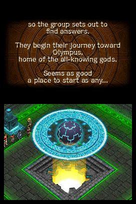 Glory of Heracles - Screenshots - Bild 1