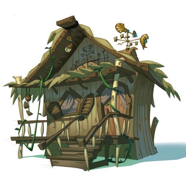 Tales of Monkey Island - Artworks - Bild 4