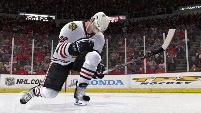 NHL 10 - Screenshots - Bild 5