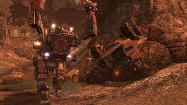 Red Faction: Guerrilla - DLC: Dämonen der Badlands - Screenshots - Bild 1