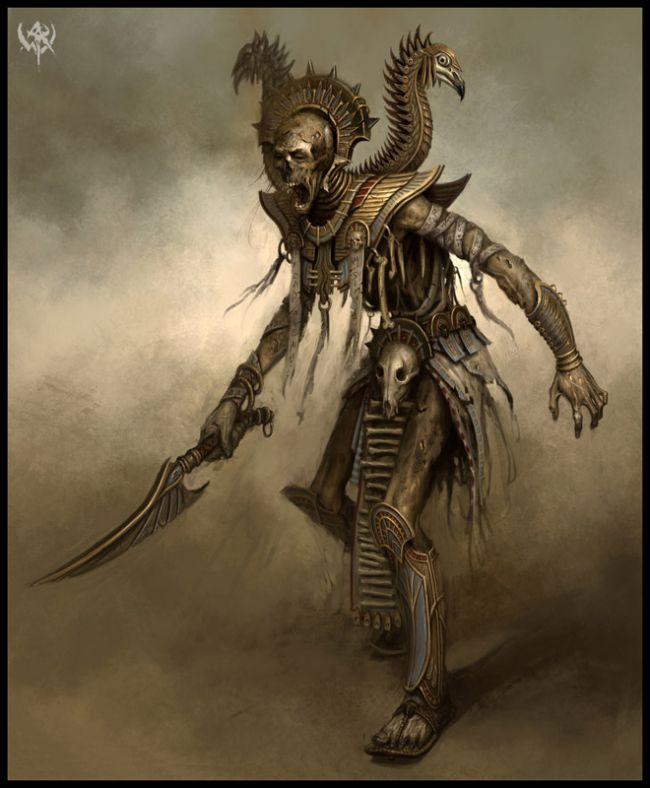 Warhammer Online: Land der Toten - Artworks - Bild 7