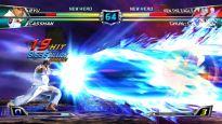 Tatsunoko vs. Capcom: Ultimate All-Stars - Screenshots - Bild 1