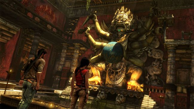 Uncharted 2: Among Thieves - Screenshots - Bild 2