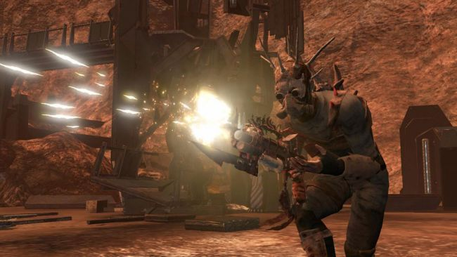 Red Faction: Guerrilla - DLC: Dämonen der Badlands - Screenshots - Bild 5