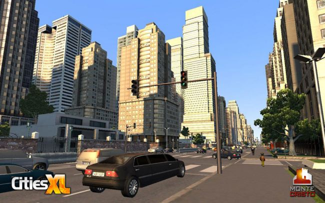 Cities XL - Screenshots - Bild 1