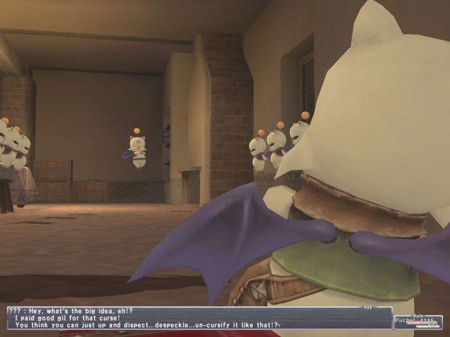Final Fantasy XI: A Moogle Kupo d'Etat - Evil in Small Doses - Screenshots - Bild 2