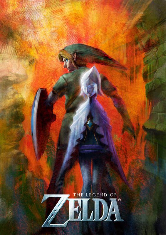 The Legend of Zelda (Arbeitstitel) - Artworks - Bild 1