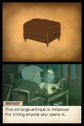 Professor Layton and the Diabolical Box - Screenshots - Bild 6