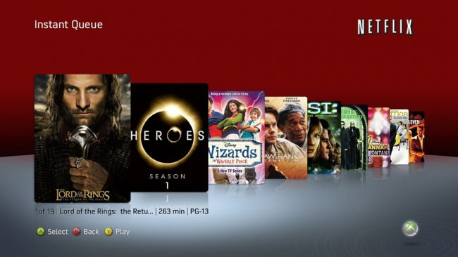 Xbox Live Entertainment - Screenshots - Bild 25