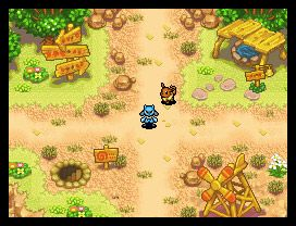 Pokémon Mystery Dungeon: Explorers of Sky - Screenshots - Bild 9