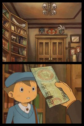 Professor Layton and the Diabolical Box - Screenshots - Bild 5