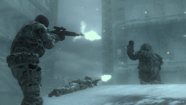 Metal Gear Online Scene Expansion - Screenshots - Bild 5