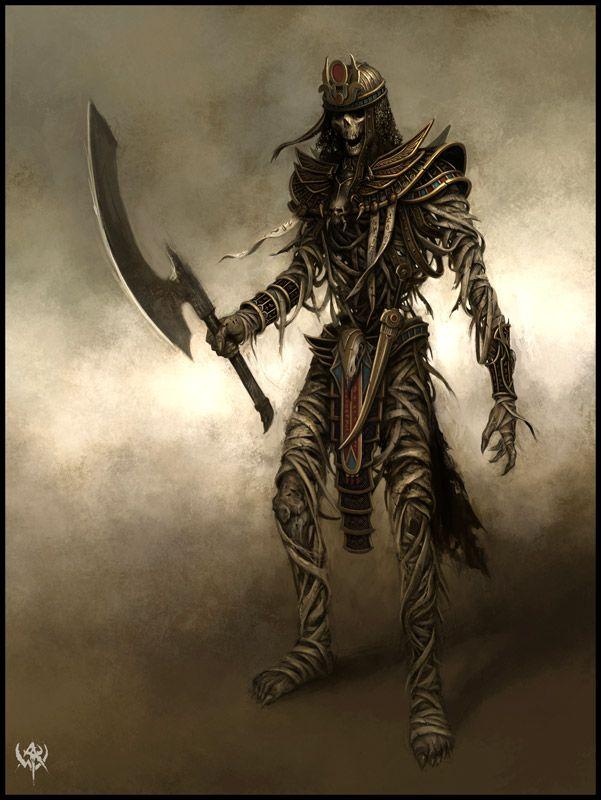 Warhammer Online: Land der Toten - Artworks - Bild 9