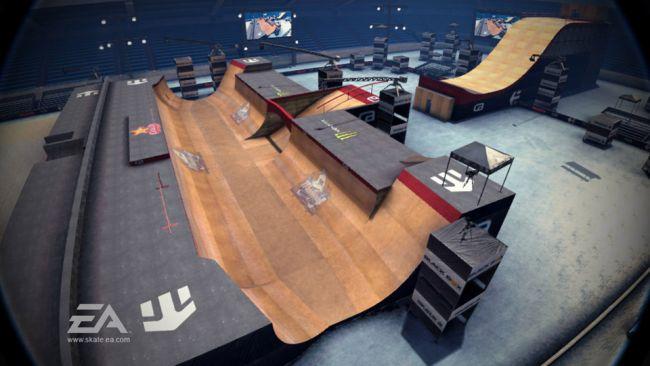 Skate 2 - DLC: Maloof Money Cup - Screenshots - Bild 2