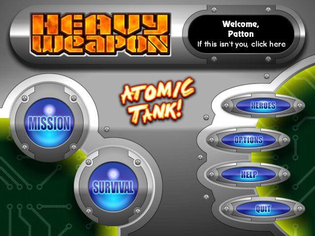 Heavy Weapon - Screenshots - Bild 2