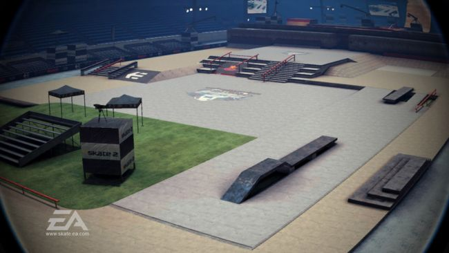 Skate 2 - DLC: Maloof Money Cup - Screenshots - Bild 3