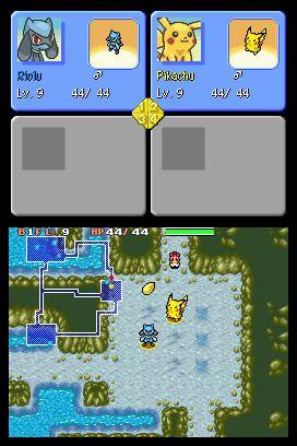Pokémon Mystery Dungeon: Explorers of Sky - Screenshots - Bild 7