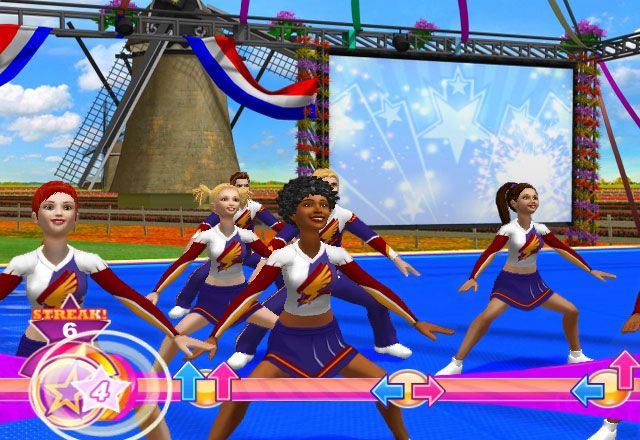 All Star Cheerleader 2 - Screenshots - Bild 1
