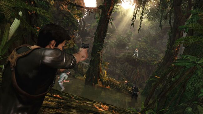 Uncharted 2: Among Thieves - Screenshots - Bild 3