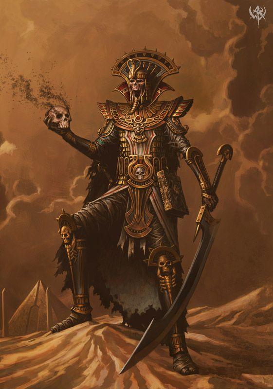 Warhammer Online: Land der Toten - Artworks - Bild 8