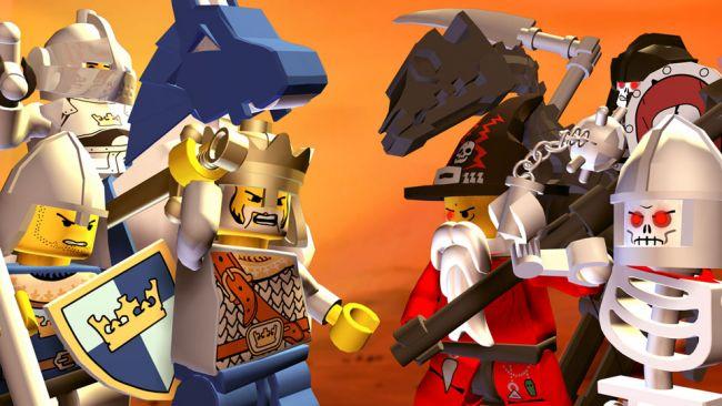 Lego Strategie - Screenshots - Bild 12
