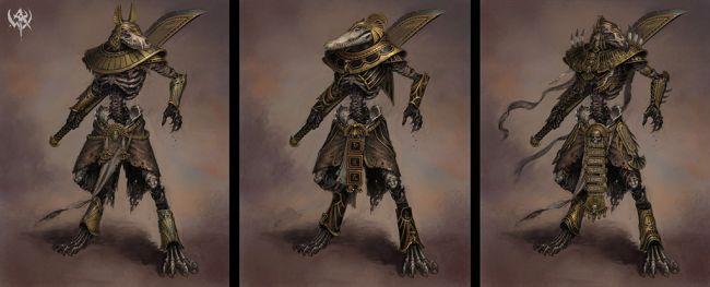 Warhammer Online: Land der Toten - Artworks - Bild 10