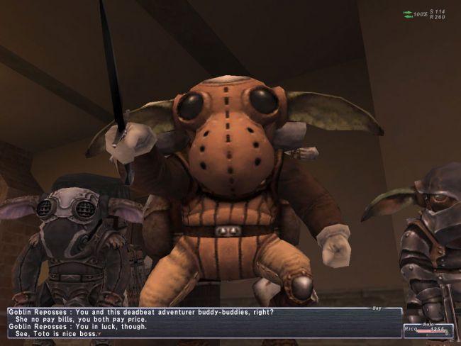 Final Fantasy XI: A Moogle Kupo d'Etat - Evil in Small Doses - Screenshots - Bild 3