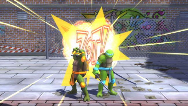 Teenage Mutant Ninja Turtles: Turtles in Time - Screenshots - Bild 4