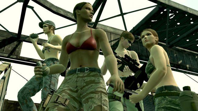 Metal Gear Online Scene Expansion - Screenshots - Bild 1