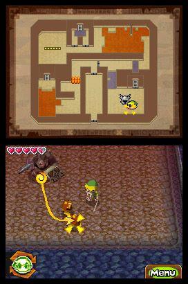 The Legend of Zelda: Spirit Tracks - Screenshots - Bild 10