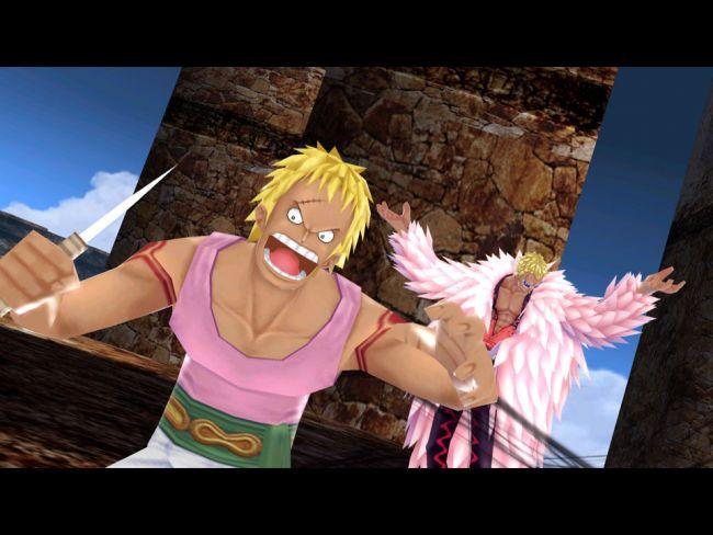 One Piece: Unlimited Cruise 2 - Screenshots - Bild 1