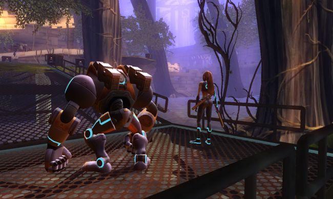 Spyborgs - Screenshots - Bild 1