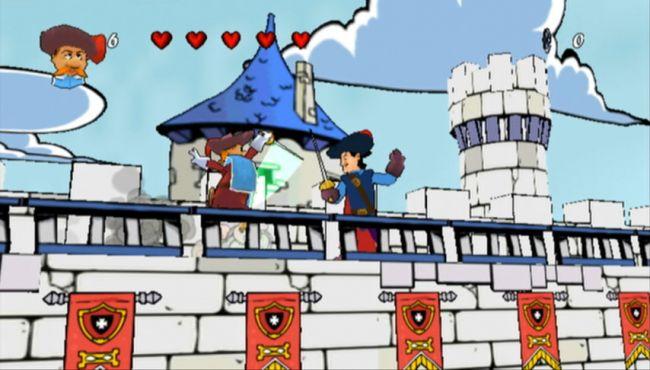 Die Drei Musketiere: Einer für alle! - Screenshots - Bild 17