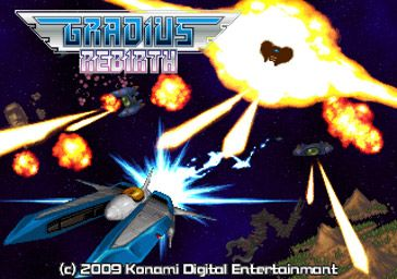 Gradius Rebirth - Screenshots - Bild 4