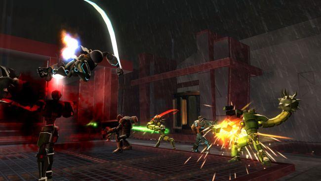 Spyborgs - Screenshots - Bild 8