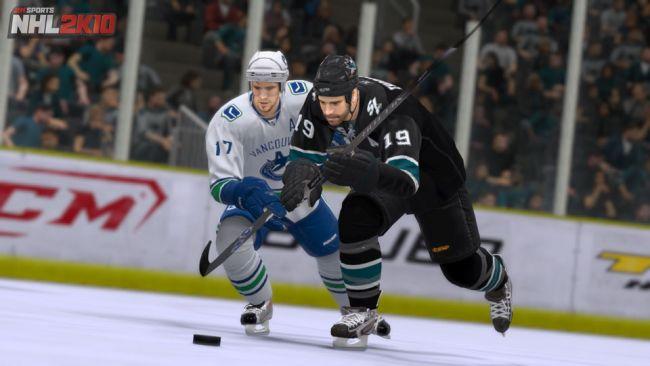 NHL 2K10 - Screenshots - Bild 15