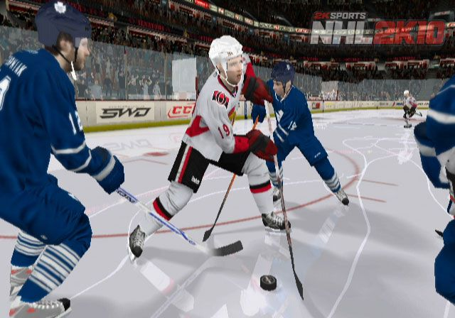 NHL 2K10 - Screenshots - Bild 5